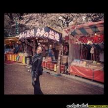 PIC พลอย เฌอมาลย์ ลัลล้าที่ญี่ปุ่น