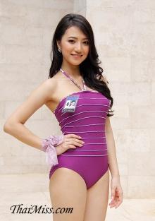 44 สาวงาม มิสยูนิเวิร์สไทยแลนด์ 2012 โชว์ชุดว่ายน้ำ