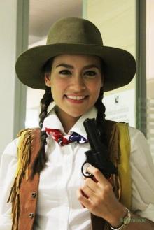 น่ารักอ่ะ !! ดาราสาว คิมเบอร์ลี่ ในมาดคาวเกิร์ล