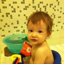 อัพเดทล่าสุด น้องวิน ลูกชายพ่อวิลลี่ - แม่เยลหลี