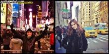 บังเอิญหรือตั้งใจ?ปู-โน๊ตโผล่นิวยอร์คช่วงปีใหม่พร้อมกัน