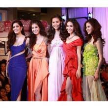 5สาวประชัดสวย ญาญ่า ปู มีน มิ้นต์ ใบเฟิร์น