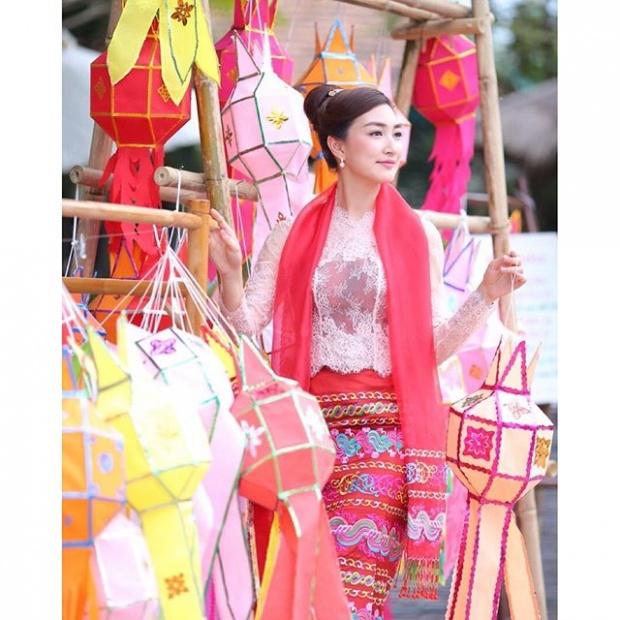 แฟชั่นชุดไทย จาก แพนเค้กจ้า