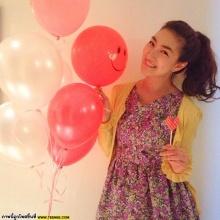 Pic : นางเอกหน้าหวาน แพนเค้ก เขมนิจ สวยเว่อร์สุดๆ @IG