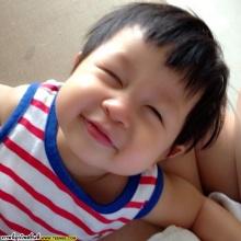 Pic : น้องโปรด ลูกแม่เป้ย ปานวาด นับวันยิ่งน่ารั๊คโฮกๆ