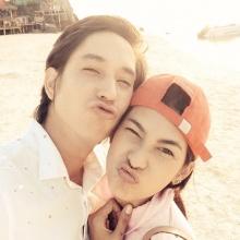 pic: นุ่น หลุยส์ คู่่รักหวานสุดน่ารัก