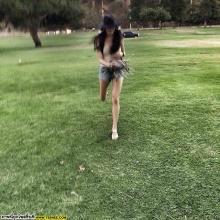 Pic : ภาพล่าสุด สาวเจนี่ เทียนโพธิ์สุวรรณ ส่งตรงจากต่างประเทศ