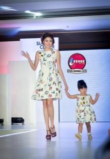 ภาพบรรยากาศงานแถลงข่าว Siam Paragon Kids International Fashion Week 2014