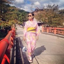 Pic : กาละแมร์ กับความสุดชิล ณ ประเทศญี่ปุ่น