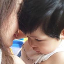 Pic : แม่เป้ย - น้องโปรด แม่ลูกซุปตาร์ น่ารักเว่อร์