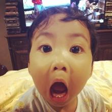 Pic : น้องข้าวหอม ลูกแม่ตั๊ก บงกช ยิ่งโตยิ่งน่ารัก