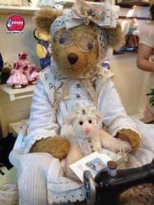 น่ารัก น่ากอด ตุ๊กตาหมีเท็ดดี้เฮ้าส์ (2)