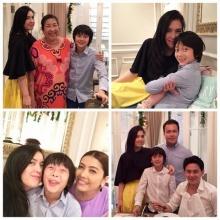 ครอบครัวสุขสันต์ ของน้องอชิ อบอุ๊นอบอุ่น