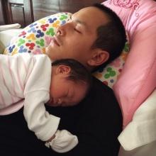 อัพเดทภาพ น้องปีใหม่ ลูกแม่แอฟ - พ่อสงกรานต์ นับวันยิ่งน่ารัก