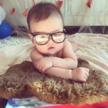 น่ารักจิ้มลิ้ม !! น้องแม็กซ์เวลล์ ในวัย 6 เดือน