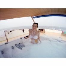 เซ็กซี่เบาๆ กับทริปดำน้ำที่เกาะเต่าของสาว บอลลูน