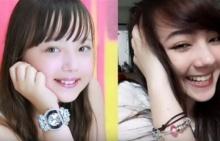 พลอยชมพู  อดีต ปัจจุบัน เหมือนเดิมเลยนะ ความน่ารักเนี่ย!!
