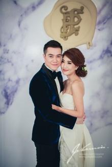 ประมวลภาพหวานงานแต่ง ! เปรม - แฟนสาวชาวเกาหลี