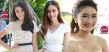 แฟชั่นชุดขาว ของสาวๆช่อง 8 บอกเลยสวยเรียบหรูฝุดๆไปเลย