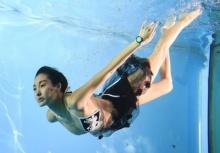 มด รสแซ่บ กับลีลาถ่ายแบบใต้น้ำที่เลอค่ามาก!!