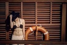 'เจนี่'ในชุดว่ายน้ำแบบจัดเต็มหุ่นนางแซ่บจริงๆ!
