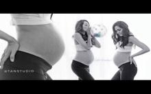 แอบส่องคุณแม่ 'ชมพู่ อารยา' อวดท้องน้องแฝดในครรภ์ 29 สัปดาห์!