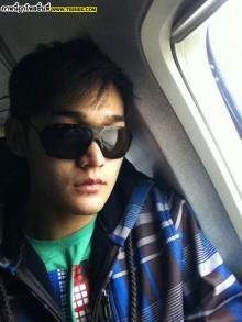 Pic : เมื่อหนุ่มเตชินท์ ตะลุยโตเกียว