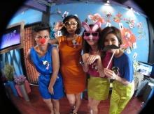 Pic :ปอ คริส เจน เต้ย 4สาวเปรี้ยว