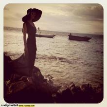 จุ๋ย วรัทยา สาวหน้าสวย จาก instagram