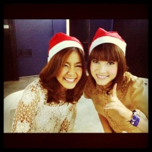 ภาพสวยๆ Merry Christmas จากเหล่าเซเลป