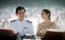 ภาพสวยๆอีกมุมจากงานแต่งแอฟ-สงกรานต์