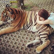 ฮอตจนเสือยังต้องสยบ ใหม่ สุคนธวา น่ารักอ่ะ!!